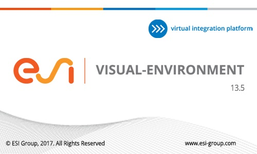 ESI Visual-Environment 13.5.2 Free Download