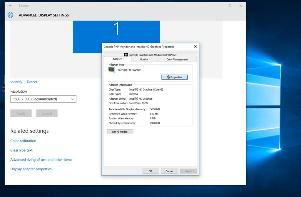 Free Download Intel Graphics Driver For Windows 8.1 64 Bit