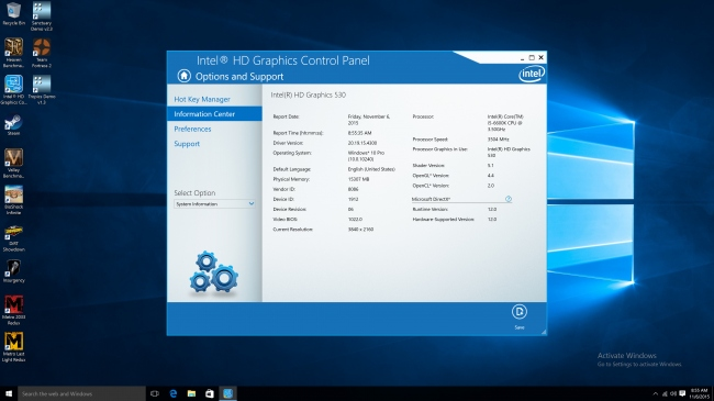 Downloads for Intel® HD Graphics 520 - Drivers & Software
