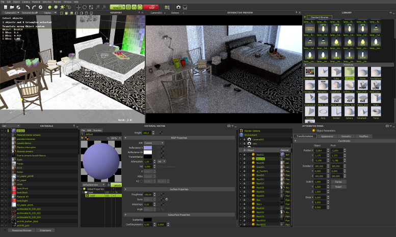 Maxwell Render Studio 4.2.0.3 with Plugins Latest Version Download