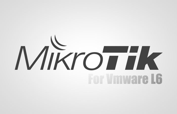 Download Mikrotik RouterOS 6.40.5 Level 6 for VMware