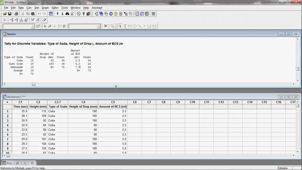 Minitab 18.1 + Portable Latest Version Download