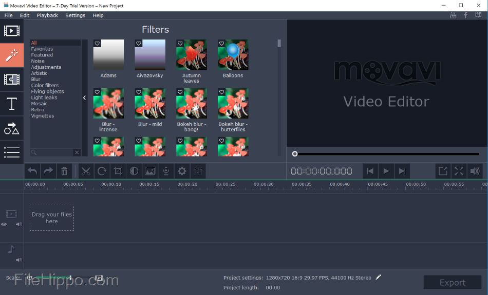 Movavi Video Editor Plus 14.4.1 Direct Link Download