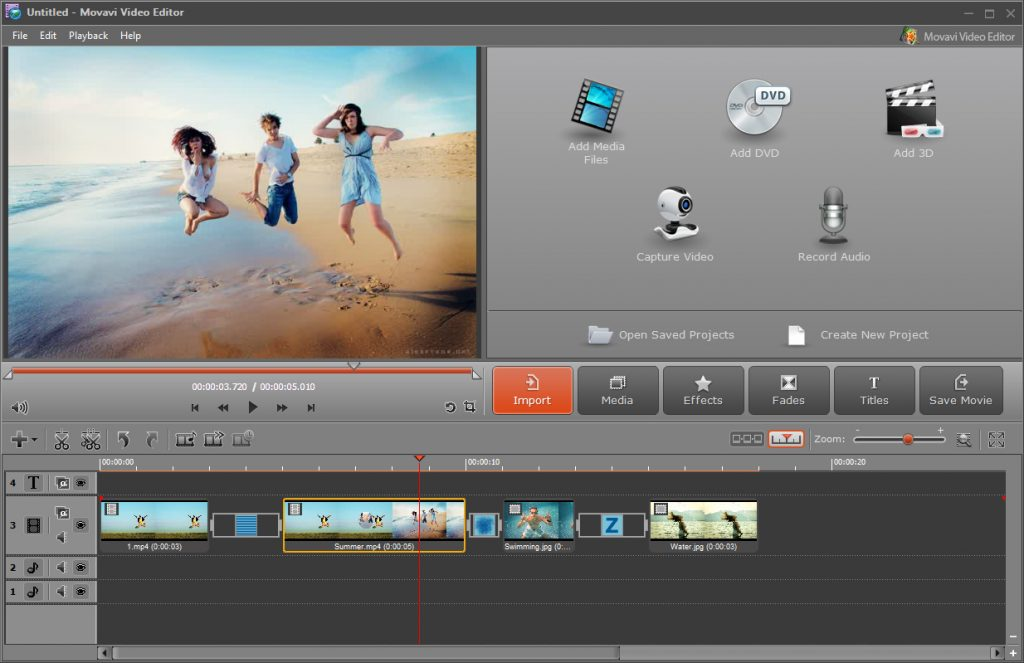 Movavi Video Editor Plus 14.4.1 Offline Installer Download