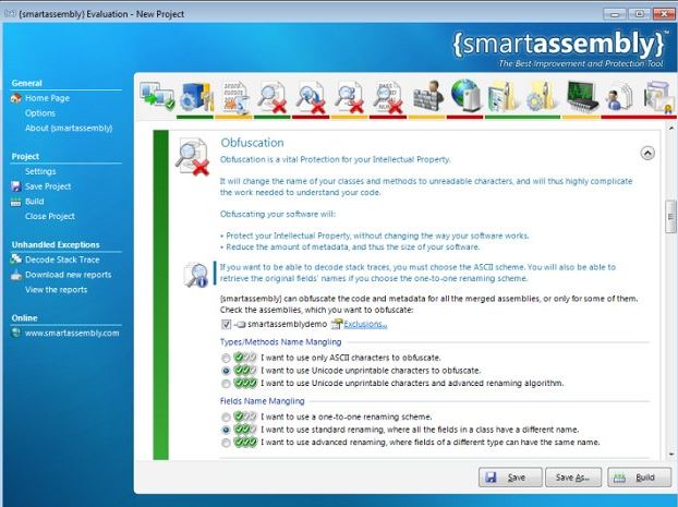 RedGate SmartAssembly Professional 6.12.3.730 Offline Installer Download