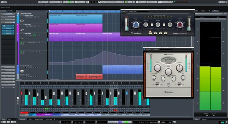 Steinberg Cubase Elements 9.5.30 Offline Installer Download