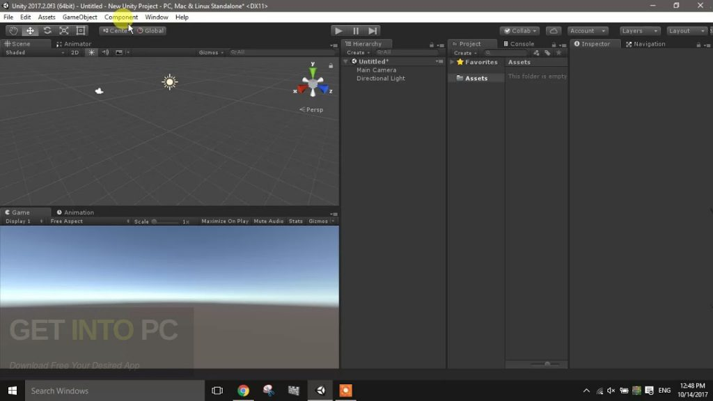 Unity Pro 2017.2.0p4 Direct Link Download