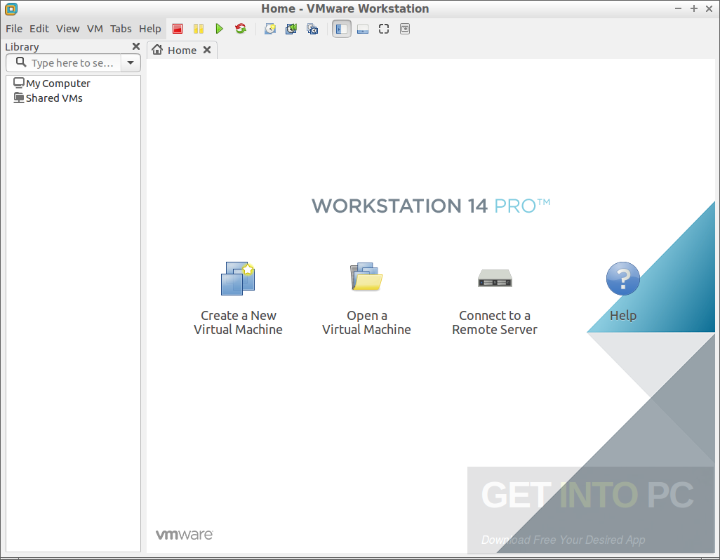VMware Workstation Pro 14 Direct Link Download