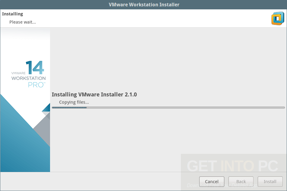 VMware Workstation Pro 14 Offline Installer Download