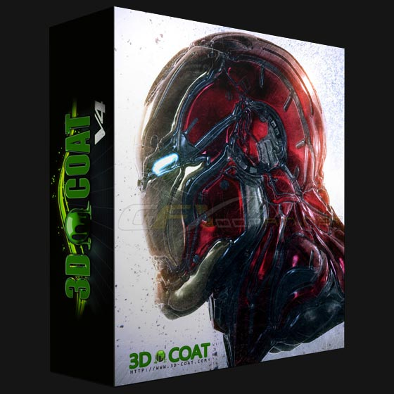 3D Coat 4.8.18 x64 Free Download