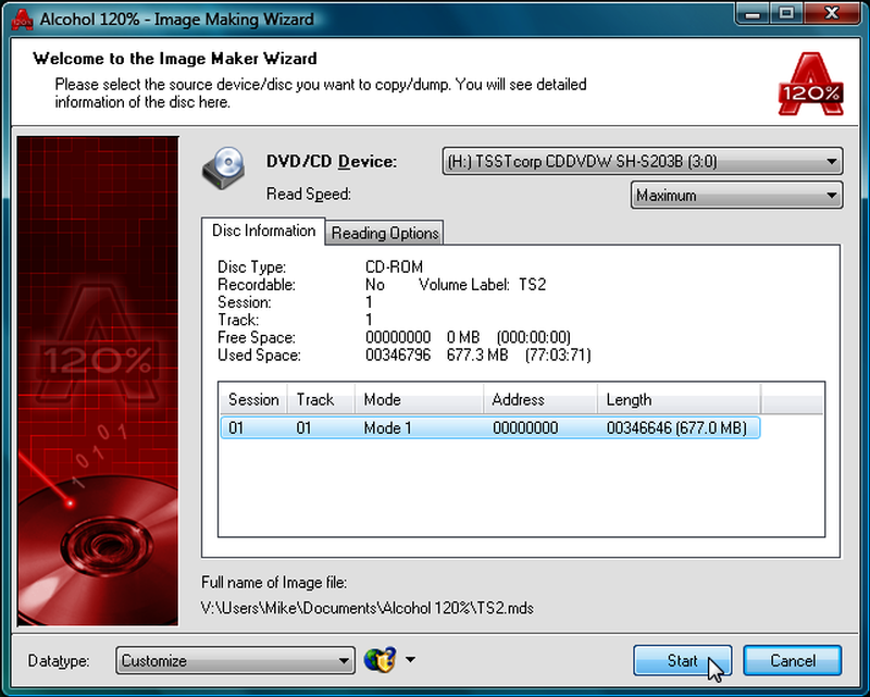 Alcohol 120% 2.0.3 + Portable Direct Link Download