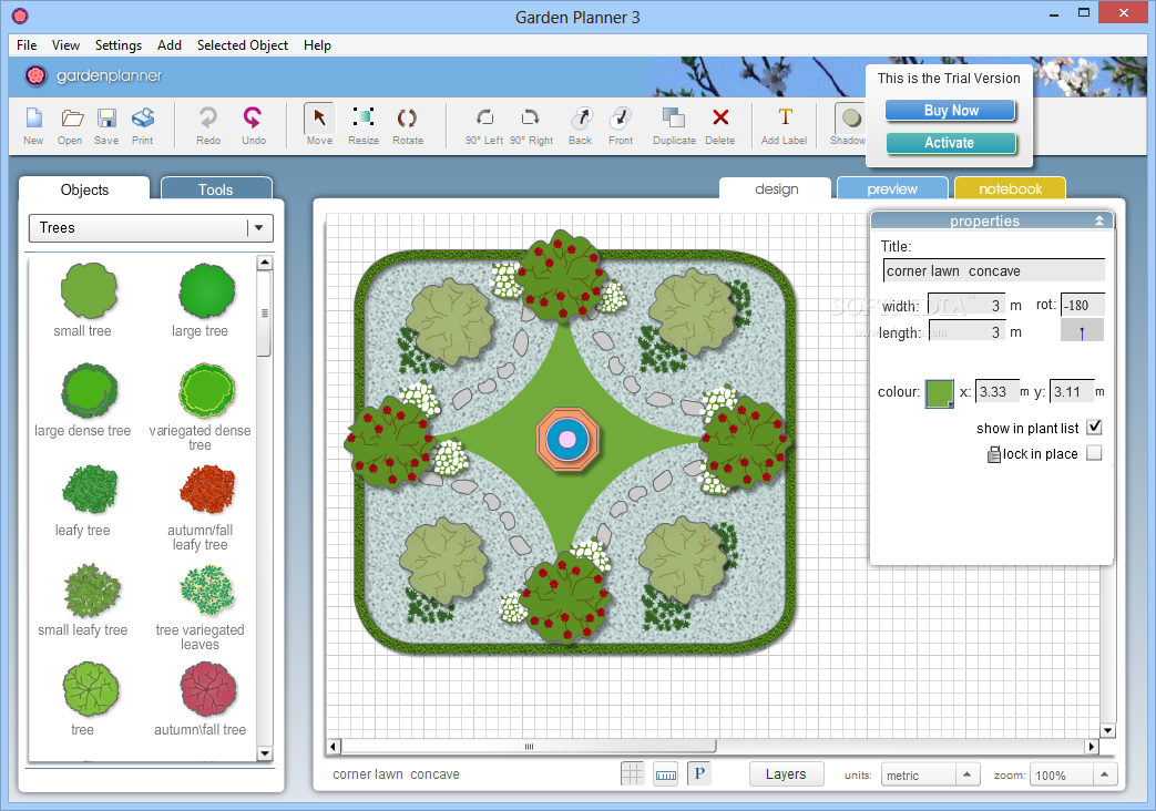 Artifact Interactive Garden Planner 3.6.18 Latest Version Download