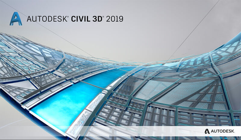 Autocad Civil 3d 2019 64-Bit