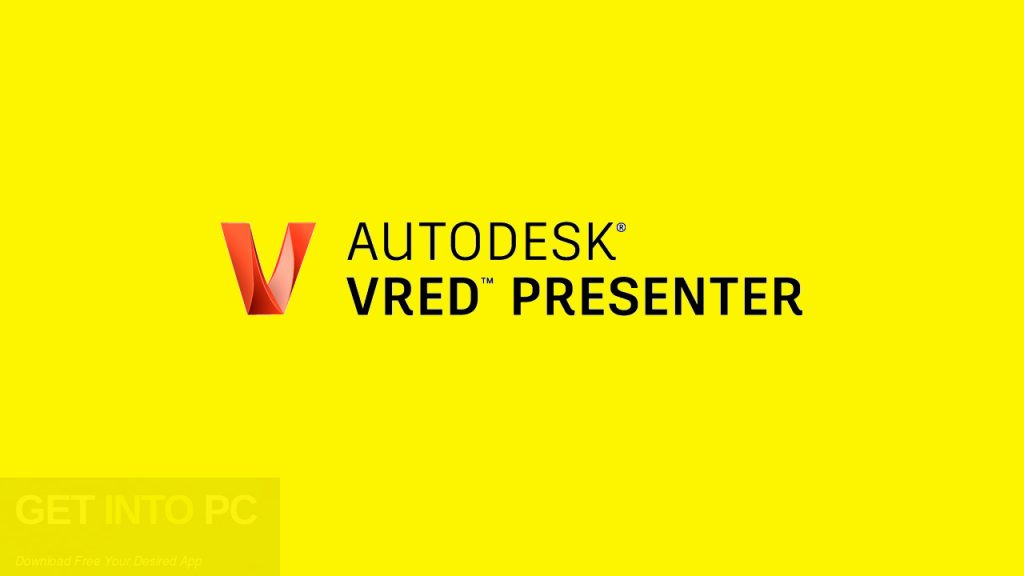 Autodesk VRED Presenter 2019 Free Download