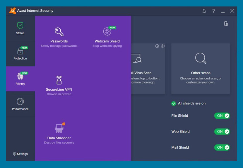 avast internet security 2018 setup download