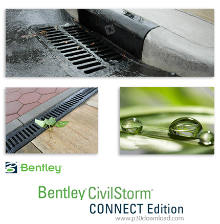Bentley CivilStorm CONNECT Edition 10 Free Download