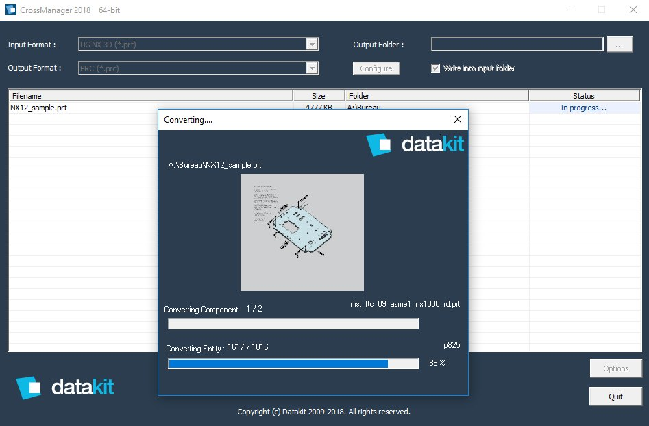DATAKIT CrossManager 2018 Direct Link Download