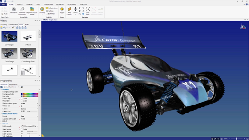 DS CATIA P3 V5-6R2017 GA SP5 Direct Link Download