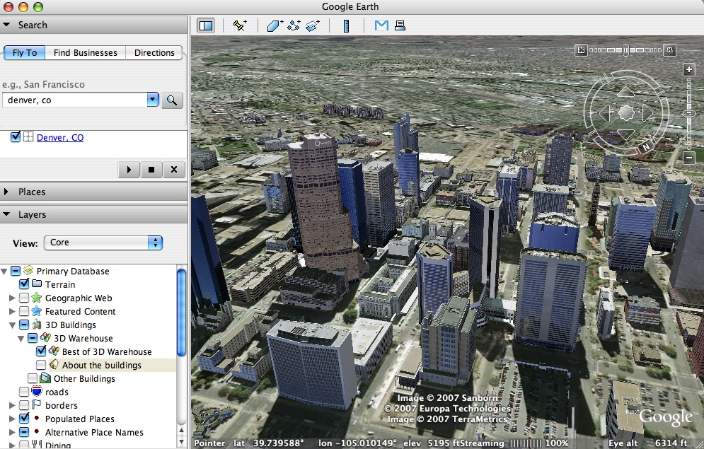 google earth free download for windows xp