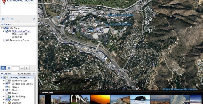 Google Earth Pro 2018 Free Download on