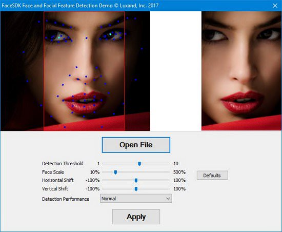 Luxand FaceSDK 6.5.1 Latest Version Download