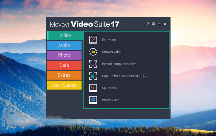 Movavi Video Suite 17.5.0 2018 Direct Link Download