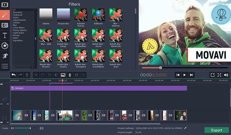 Movavi Video Suite 17.5.0 2018 Latest Version Download