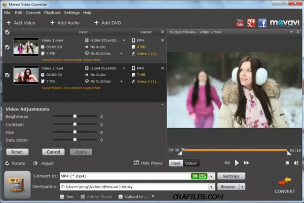 Movavi Video Suite 17.5.0 2018 Offline Installer Download