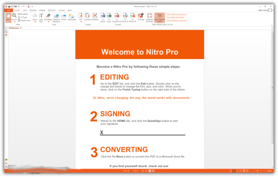 Nitro Pro Enterprise 12.0.0.112 Latest Version Download