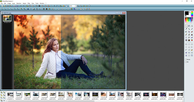 PhotoFiltre Studio X 10.13.0 Portable Download