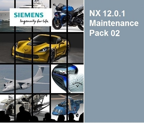 Siemens PLM NX 12.0.1 MP02 Free Download