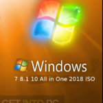 Windows 7 8.1 10 All in One 2018 ISO Download