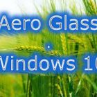Aero Glass 1.5 for Windows 10 Free Download