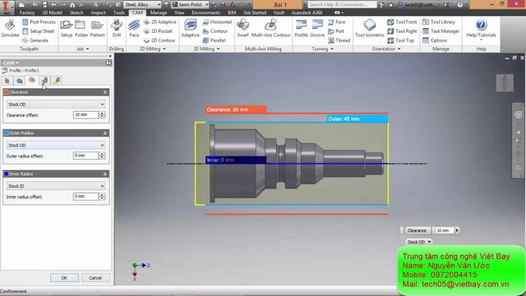Autodesk Inventor HSM 2019 x64 Direct Link Download
