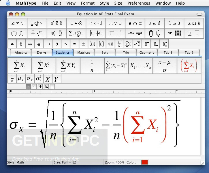Design Science MathType 2018 Direct Link Download