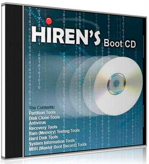 Hirens BootCD PE 1.0.1 Free Download