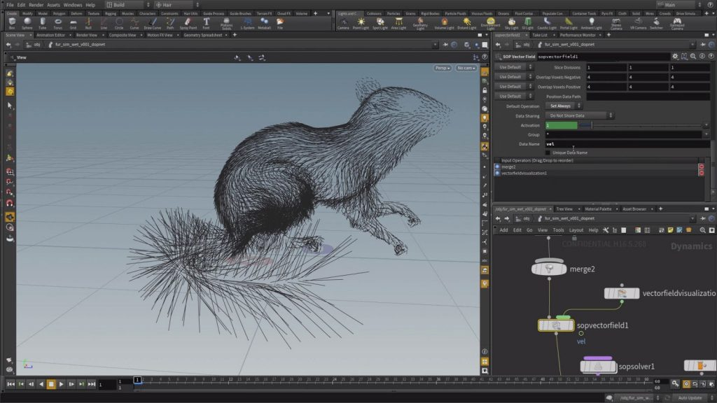 Houdini 16.5 Free Download, 3d-animation,