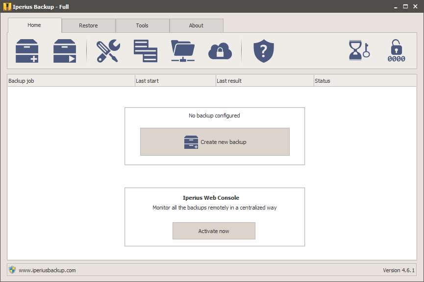 Iperius Backup 5.7.1 + Portable Direct Link Download