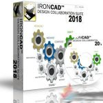IronCAD Design Collaboration Suite 2018 Free Download