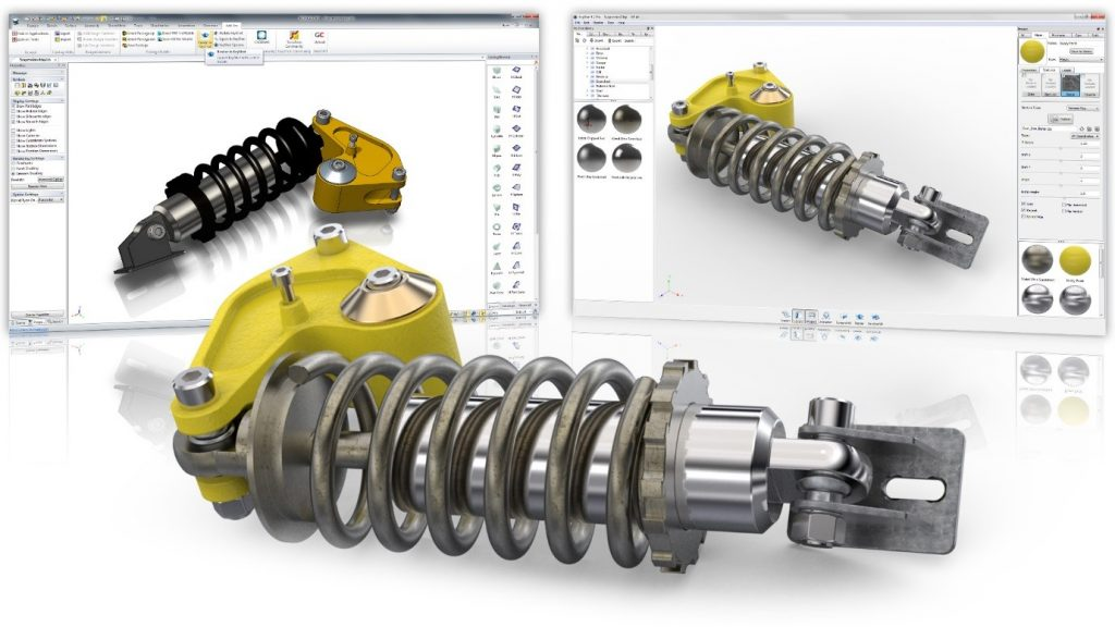 IronCAD Design Collaboration Suite 2018 Latest Version Download