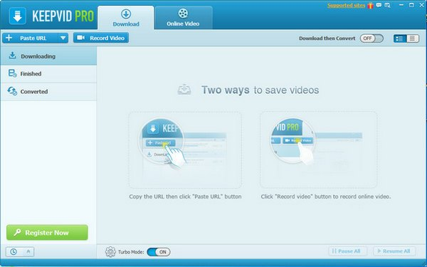 KeepVid Pro 7.3.0.2 + Portable Direct Link Download