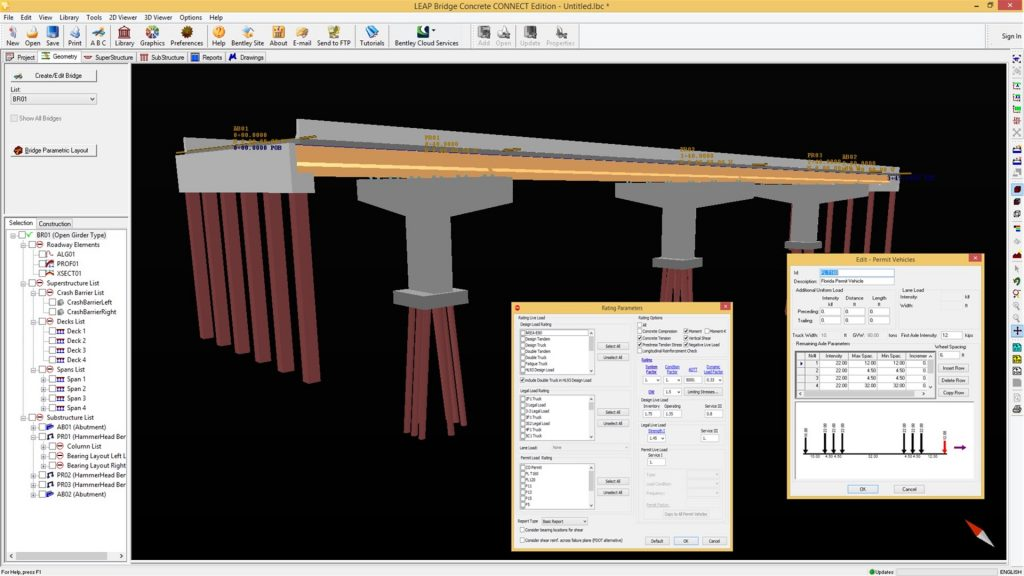 LEAP Bridge Concrete CONNECT Edition 18 Direct Link Download