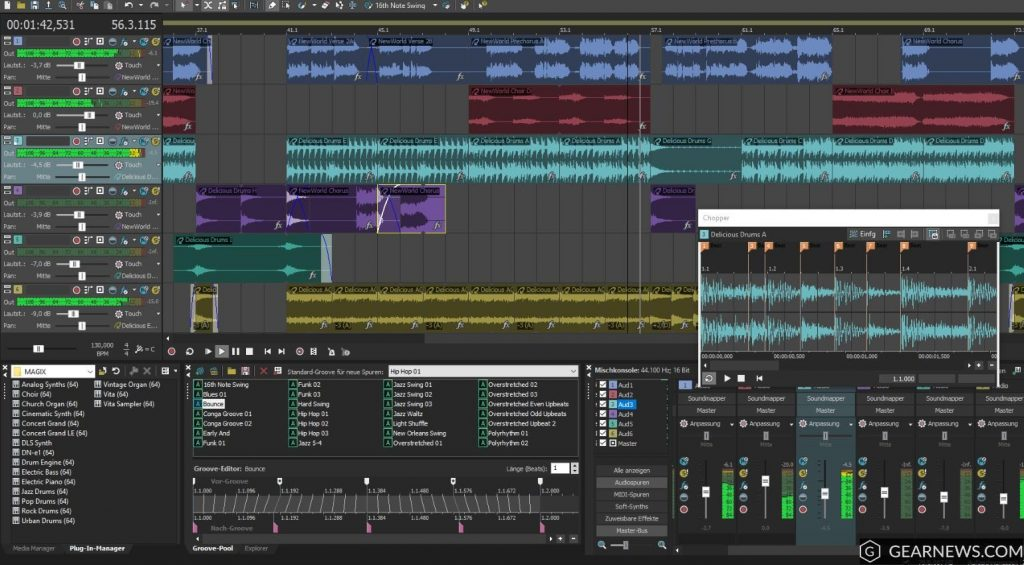 MAGIX ACID Pro 8 Latest Version Download