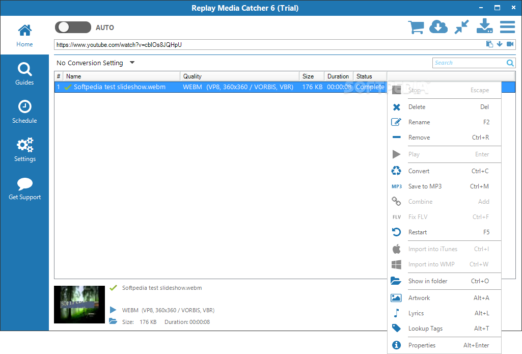 Replay Media Catcher 7.0.1.17 Direct Link Download