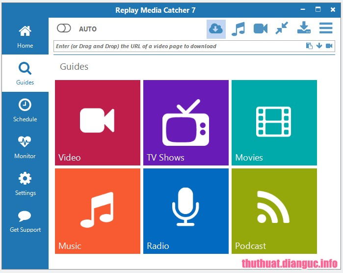 Replay Media Catcher 7.0.1.17 Offline Installer Download