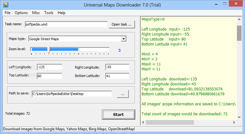 Universal Maps Downloader 9.48 Direct Link Download