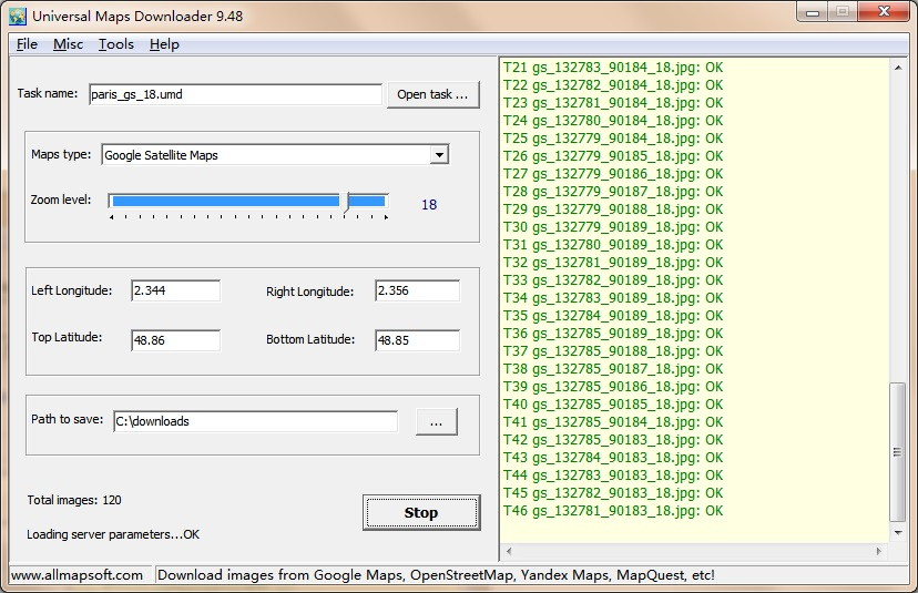 Universal Maps Downloader 9.48 Offline Installer Download