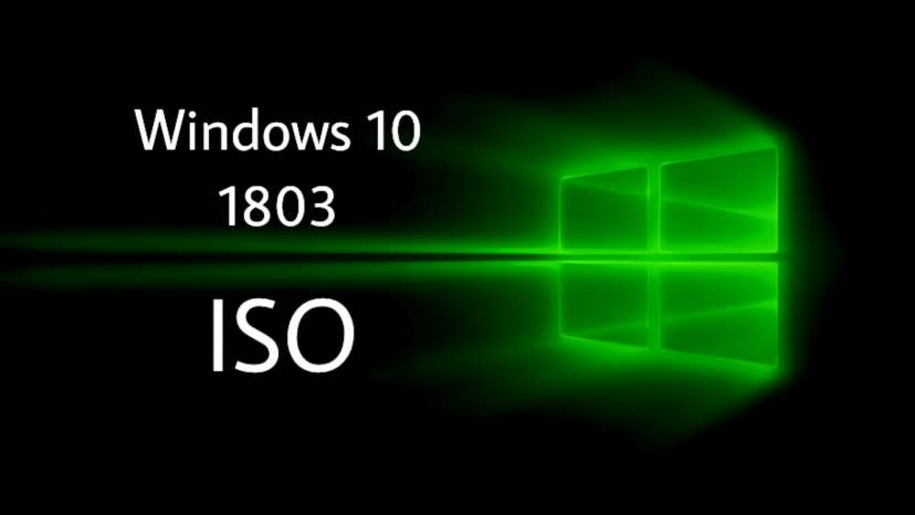 Windows 10 v1803 ISO Updated July 2018 Free Download