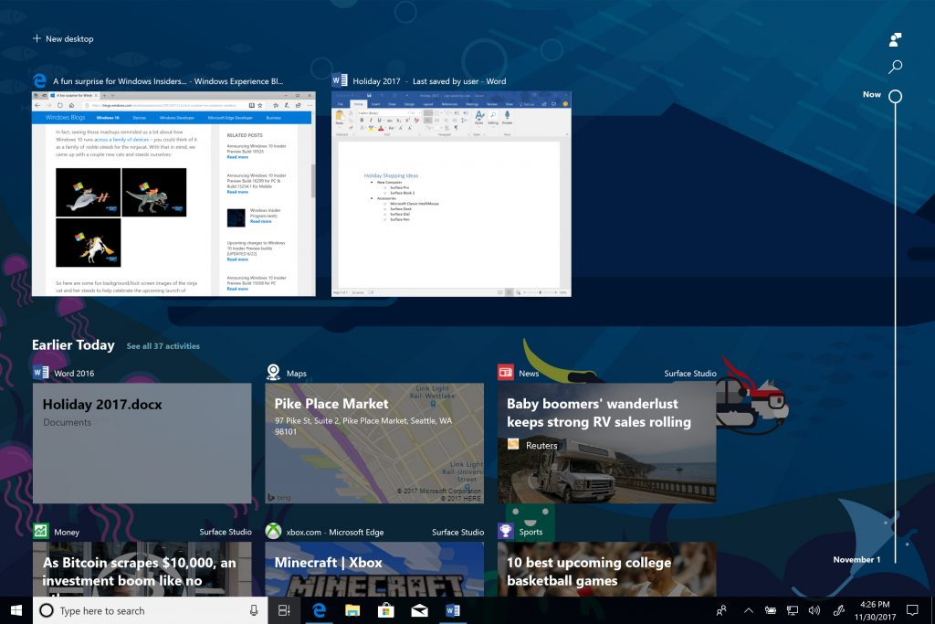 Windows 10 v1803 ISO Updated July 2018 Offline Installer Download