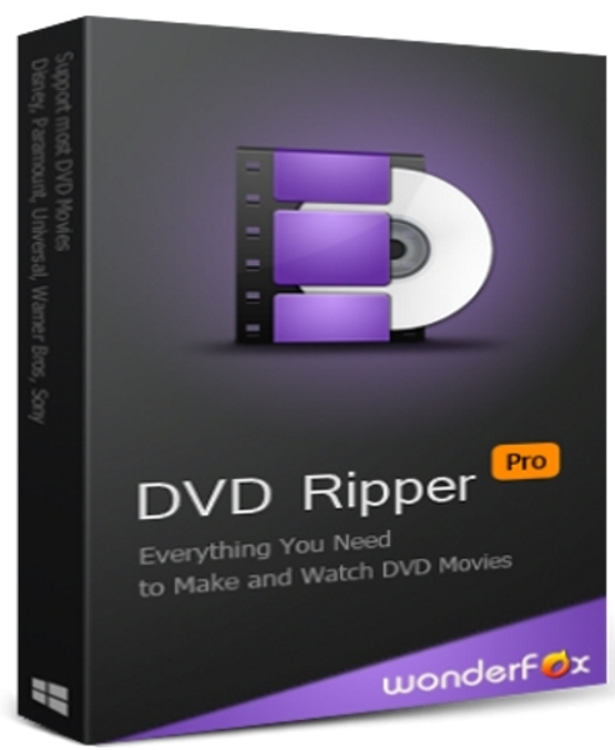WonderFox DVD Ripper Pro 11 Free Download
